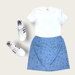 ✨ Pre-Styled Outfit: 3 Piece T-Shirt, Skirt, Shoes